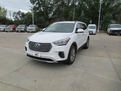2017 Hyundai Santa Fe for sale at Aztec Motors in Des Moines IA