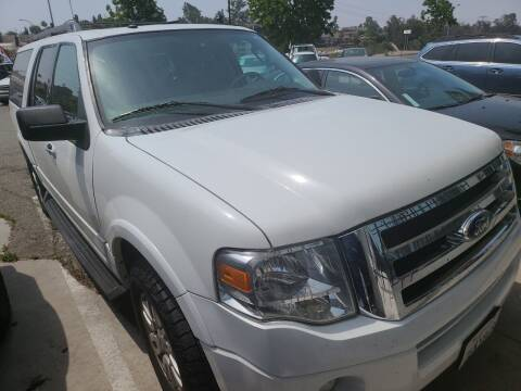2012 Ford Expedition EL for sale at Gold Coast Motors in Lemon Grove CA