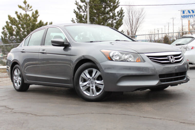 2011 Honda Accord for sale at Dan Paroby Auto Sales in Scranton PA
