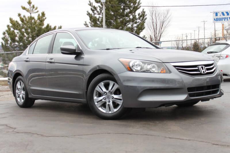 2011 Honda Accord for sale at Dan Paroby Auto Sales in Scranton PA