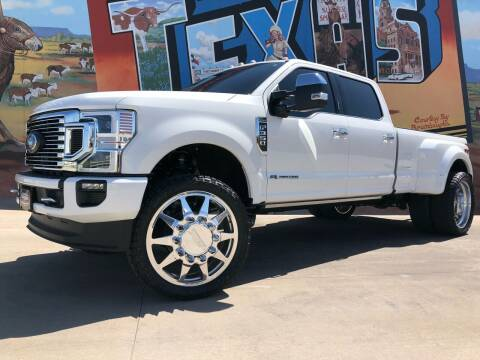 2021 Ford F-350 Super Duty for sale at Sparks Autoplex Inc. in Fort Worth TX