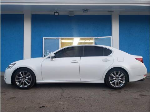 2014 Lexus GS 350 for sale at Khodas Cars in Gilroy CA