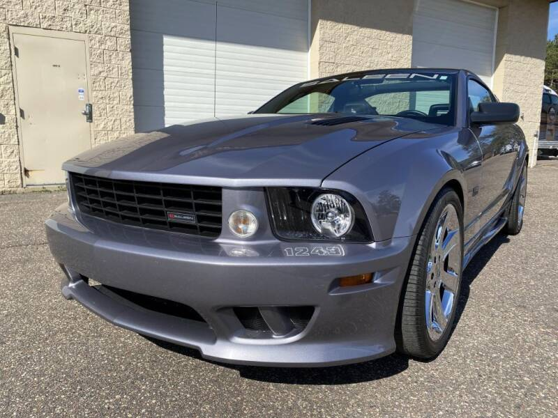 2006 Ford Mustang for sale at Route 65 Sales & Classics LLC in Ham Lake MN