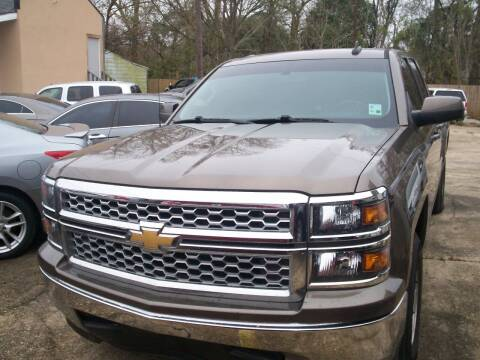 2015 Chevrolet Silverado 1500 for sale at Louisiana Imports in Baton Rouge LA