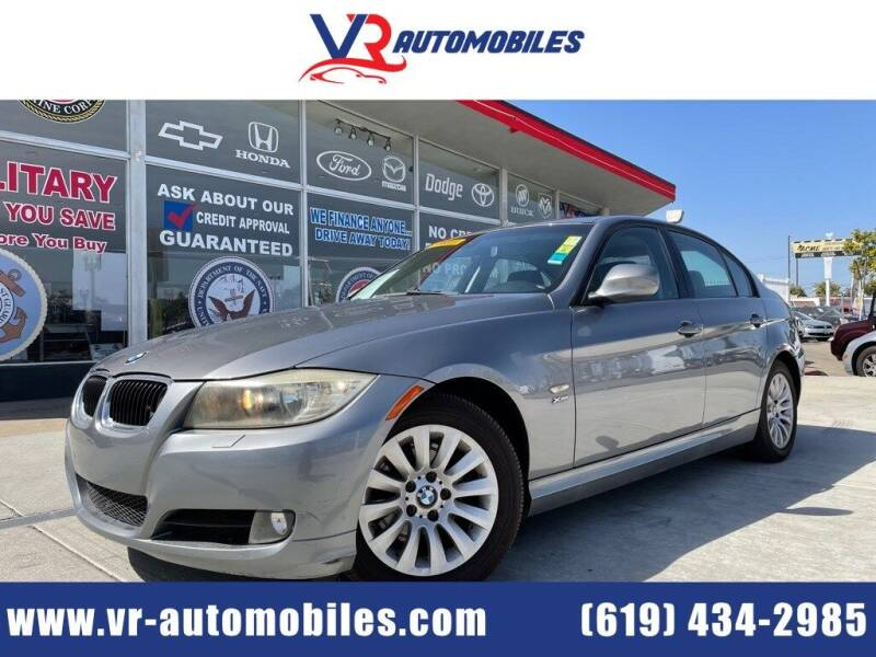 2009 BMW 3 Series for sale at VR Automobiles in National City CA