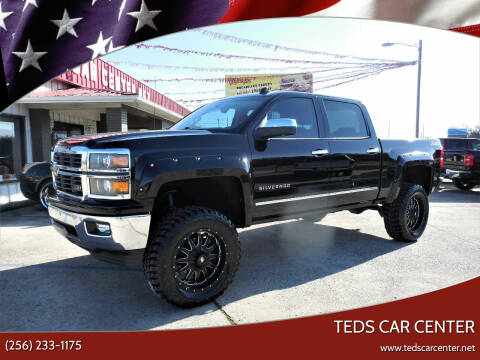 2014 Chevrolet Silverado 1500 for sale at TEDS CAR CENTER in Athens AL