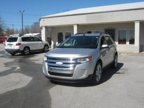 2012 Ford Edge for sale at Premier Motor Co in Springdale AR