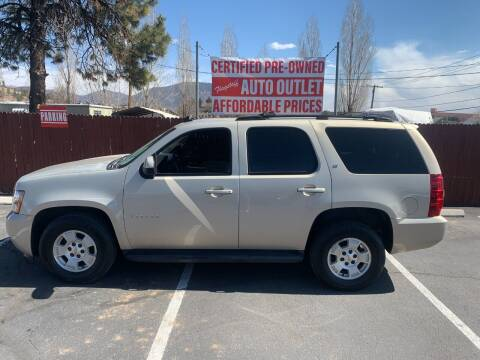 2007 Chevrolet Tahoe for sale at Flagstaff Auto Outlet in Flagstaff AZ