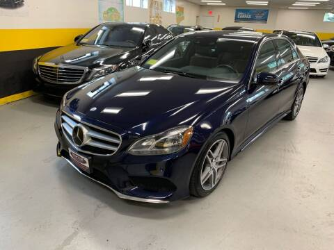 2014 Mercedes-Benz E-Class for sale at Newton Automotive and Sales in Newton MA