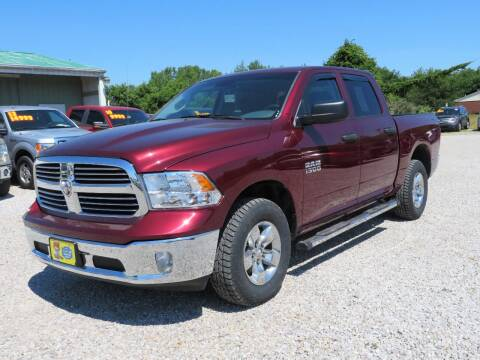 2017 RAM Ram Pickup 1500 for sale at Low Cost Cars in Circleville OH