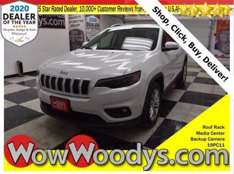 2019 Jeep Cherokee for sale at WOODY'S AUTOMOTIVE GROUP in Chillicothe MO