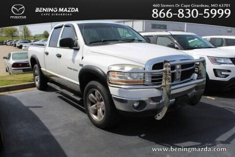 2006 Dodge Ram Pickup 1500 for sale at Bening Mazda in Cape Girardeau MO