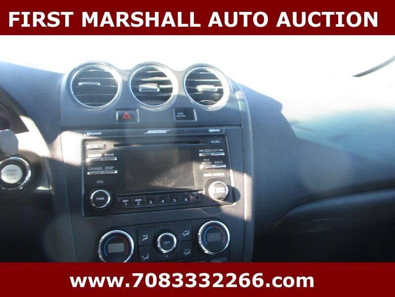 2012 Nissan Altima 2.5 4dr Sedan - Harvey IL