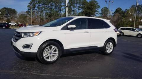 2017 Ford Edge for sale at Whitmore Chevrolet in West Point VA