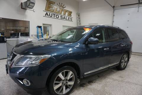 2014 Nissan Pathfinder for sale at Elite Auto Sales in Idaho Falls ID