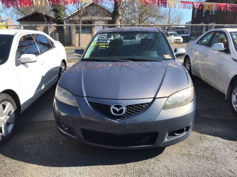 2009 Mazda MAZDA3 for sale at Chambers Auto Sales LLC in Trenton NJ