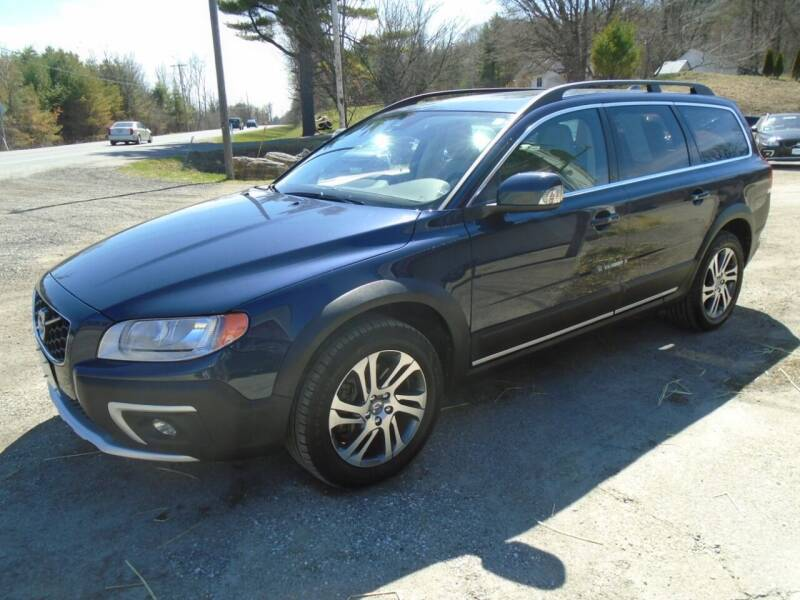 2015 Volvo XC70 for sale at Wimett Trading Company in Leicester VT