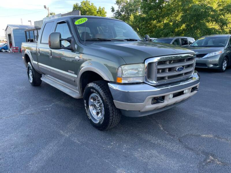 2003 Ford F-250 Super Duty for sale at LexTown Motors in Lexington KY