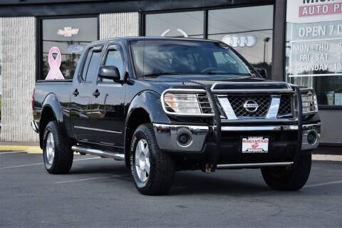 2008 Nissan Frontier for sale at Michael's Auto Plaza Latham in Latham NY
