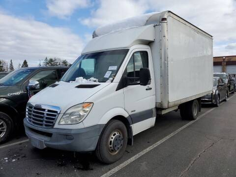 2011 Freightliner Sprinter Cab Chassis for sale at LUXURY IMPORTS AUTO SALES INC in North Branch MN