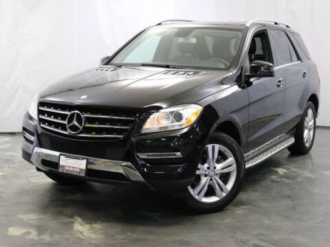 2013 Mercedes-Benz M-Class for sale at United Auto Exchange in Addison IL