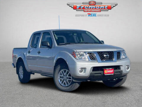 2019 Nissan Frontier for sale at Rocky Mountain Commercial Trucks in Casper WY