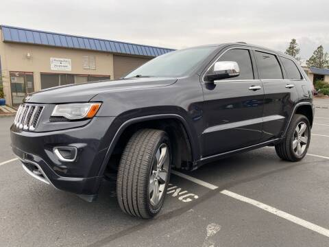 2014 Jeep Grand Cherokee for sale at Exelon Auto Sales in Auburn WA