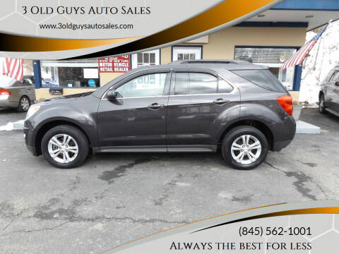 2013 Chevrolet Equinox for sale at 3 Old Guys Auto Sales in Newburgh NY