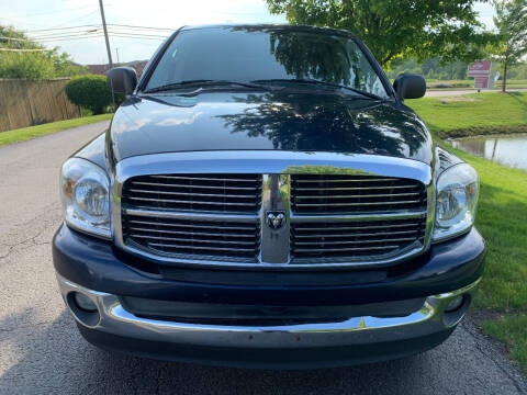 2007 Dodge Ram Pickup 1500 for sale at Luxury Cars Xchange in Lockport IL