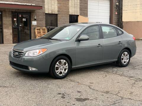 2010 Hyundai Elantra for sale at Innovative Auto Group in Hasbrouck Heights NJ