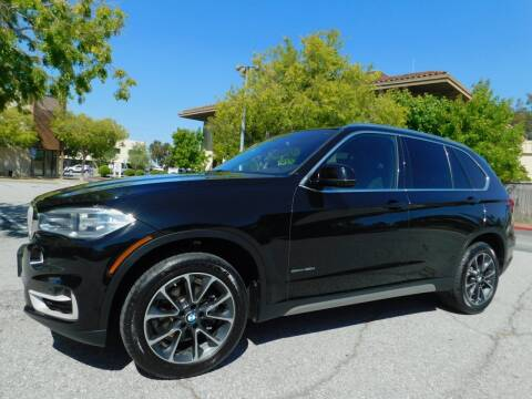 2017 BMW X5 for sale at Conti Auto Sales Inc in Burlingame CA