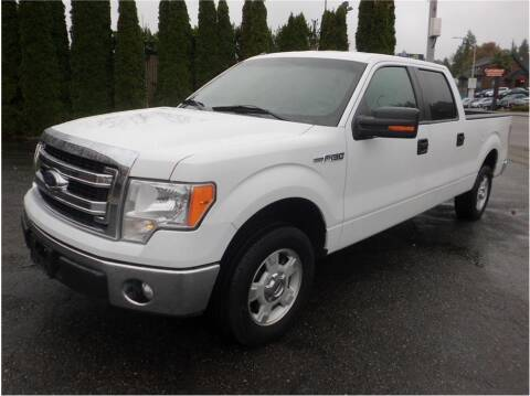 2014 Ford F-150 for sale at Klean Carz in Seattle WA