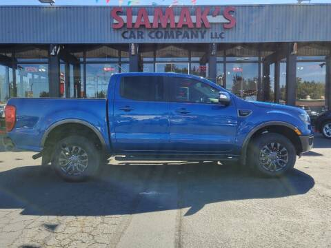 2019 Ford Ranger for sale at Siamak's Car Company llc in Salem OR
