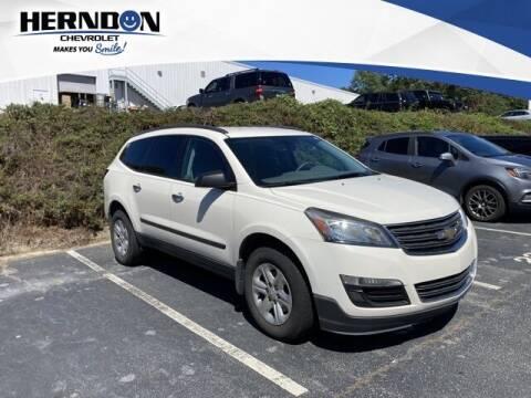2015 Chevrolet Traverse for sale at Herndon Chevrolet in Lexington SC