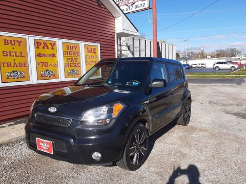 2010 Kia Soul for sale at Mack's Autoworld in Toledo OH