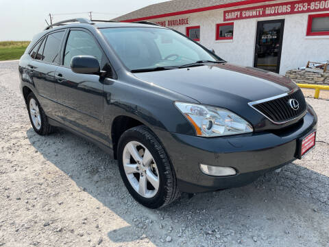 2007 Lexus RX 350 for sale at Sarpy County Motors in Springfield NE