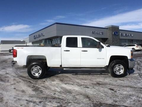 2019 Chevrolet Silverado 2500HD for sale at Schulte Subaru in Sioux Falls SD