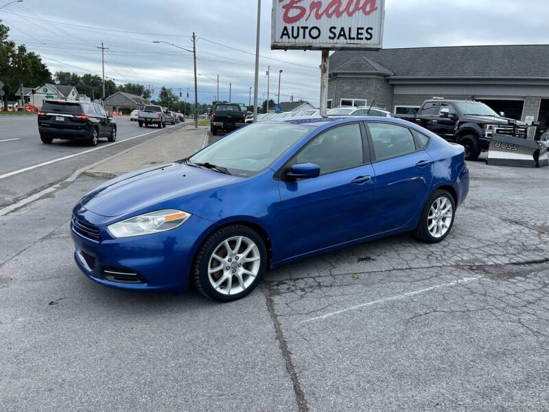 2013 Dodge Dart for sale at Bravo Auto Sales in Whitesboro NY