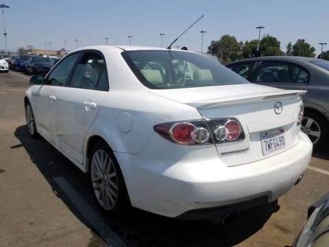 2006 Mazda MAZDASPEED6 for sale at McHenry Auto Sales in Modesto CA