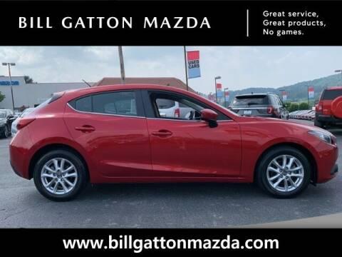 2015 Mazda MAZDA3 for sale at Bill Gatton Used Cars - BILL GATTON ACURA MAZDA in Johnson City TN