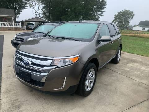 2014 Ford Edge for sale at Getsinger's Used Cars in Anderson SC