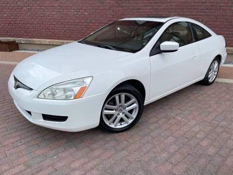2004 Honda Accord for sale at Euroasian Auto Inc in Wichita KS