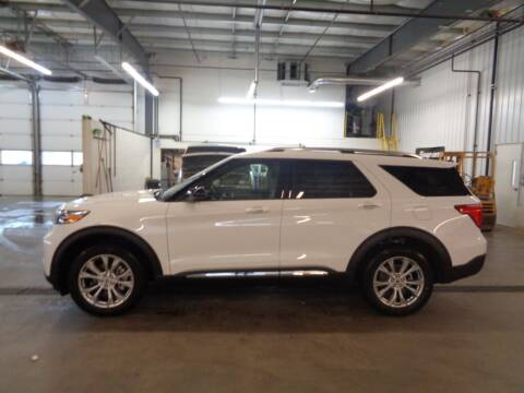 2021 Ford Explorer for sale at Herman Motors in Luverne MN