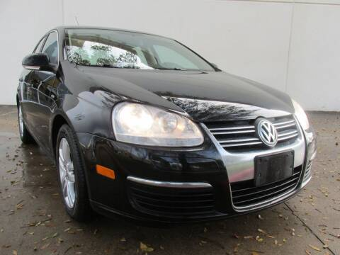2007 Volkswagen Jetta for sale at QUALITY MOTORCARS in Richmond TX