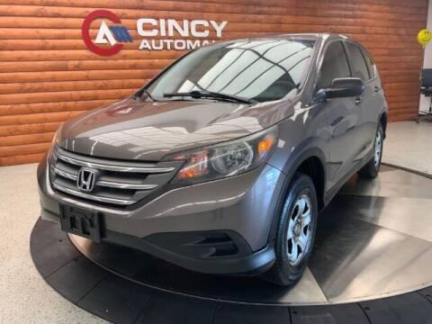 2012 Honda CR-V for sale at Dixie Motors in Fairfield OH