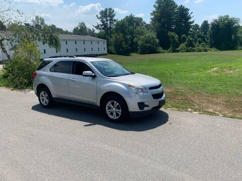 2011 Chevrolet Equinox for sale at ds motorsports LLC in Hudson NH