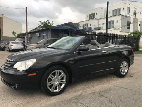 2008 Chrysler Sebring for sale at Saipan Auto Sales in Houston TX