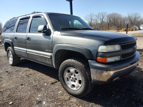 2000 Chevrolet Suburban for sale at John's Auto Sales & Service Inc in Waterloo NY