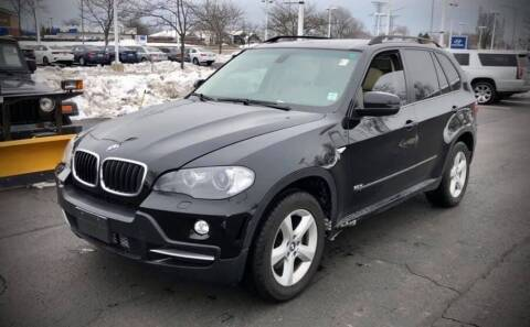 2008 BMW X5 for sale at Unique LA Motor Sales LLC in Byrnes Mill MO