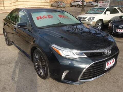 2016 Toyota Avalon for sale at R & D Motors in Austin TX